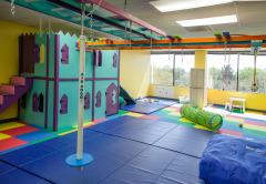 OT Sensory Gym Castle