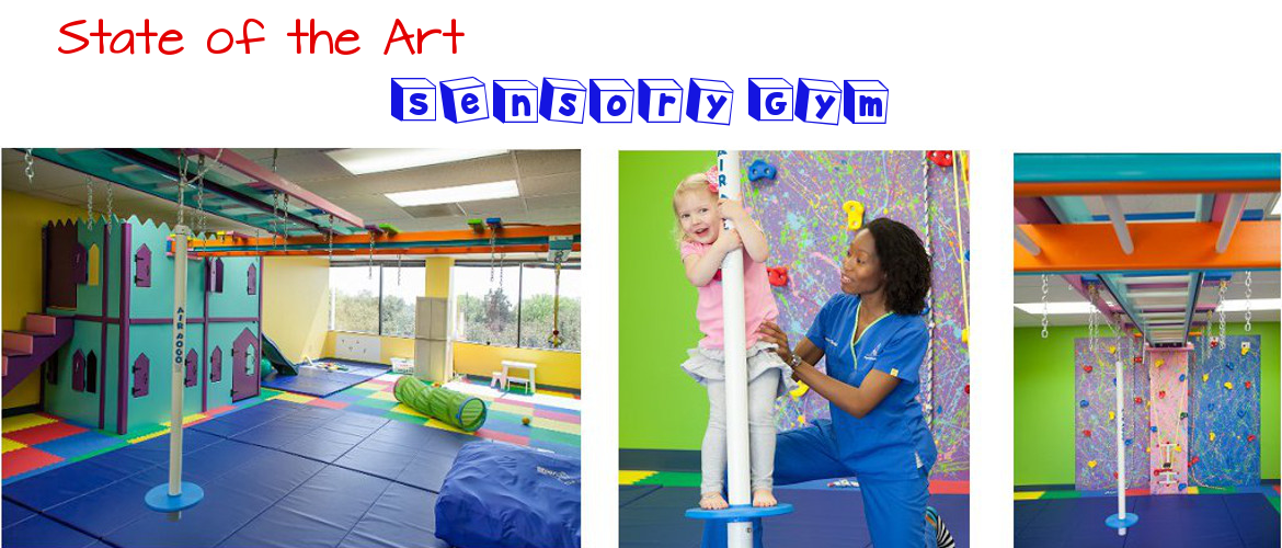 State of the Art Sensory Gym